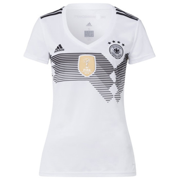 jual Jersey Ladies Germany Home NEW World Cup 2018 Grade ori - Ladies Home, S
