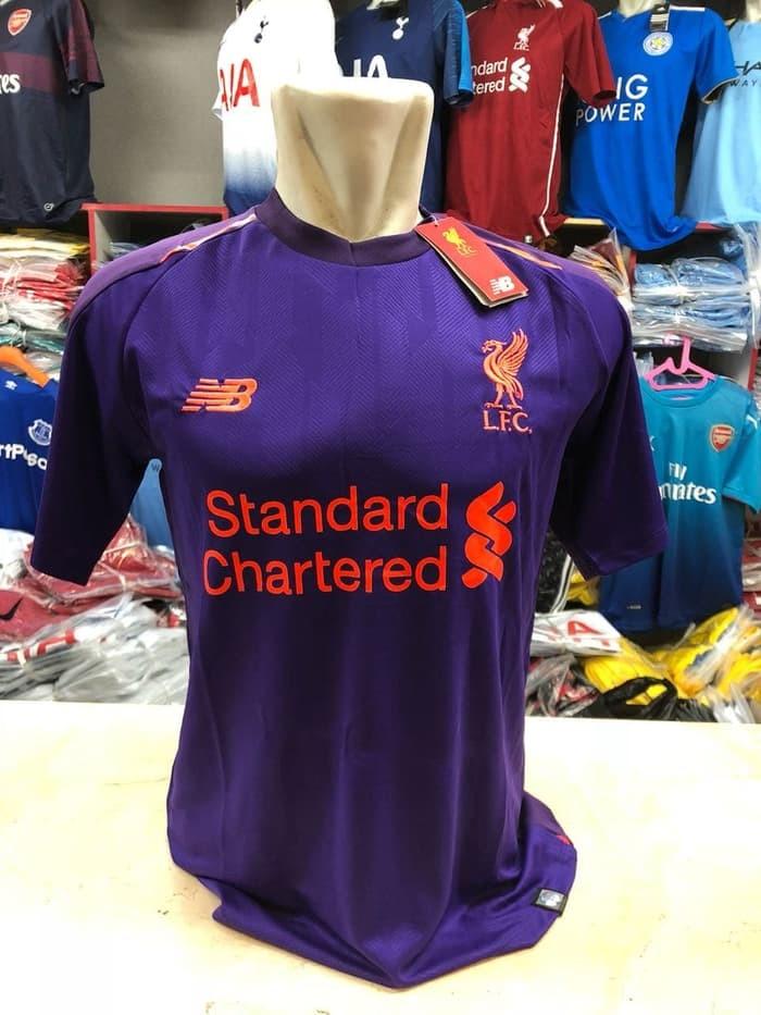 jual Jersey Liverpooll   BARU NEW 2018/2019 Grade ori