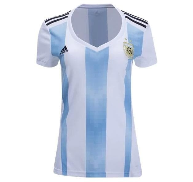 jual Jersey Ladies Argentina Home NEW World Cup 2018 Grade ori