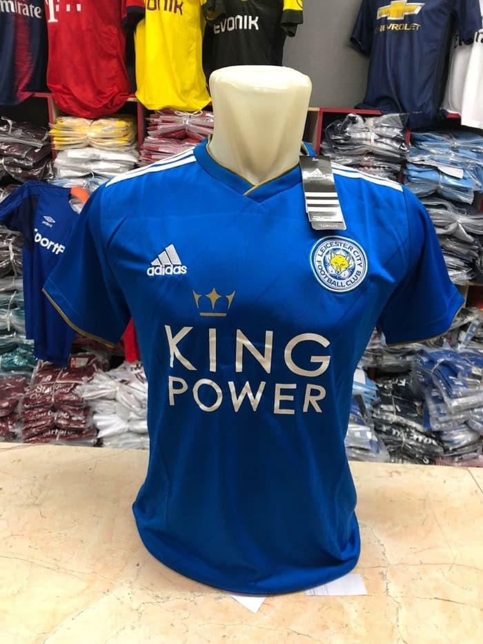 jual Jersey Leicester Home BARU NEW 2018/2019 Grade ori