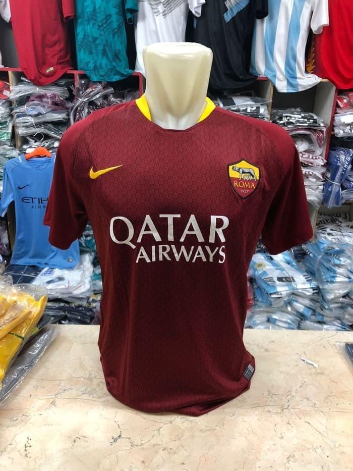 jual Jersey Roma Home BARU NEW 2018/2019 Grade ori
