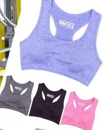 jual Bra sport salur gym fitness / sports bra olahraga senam
