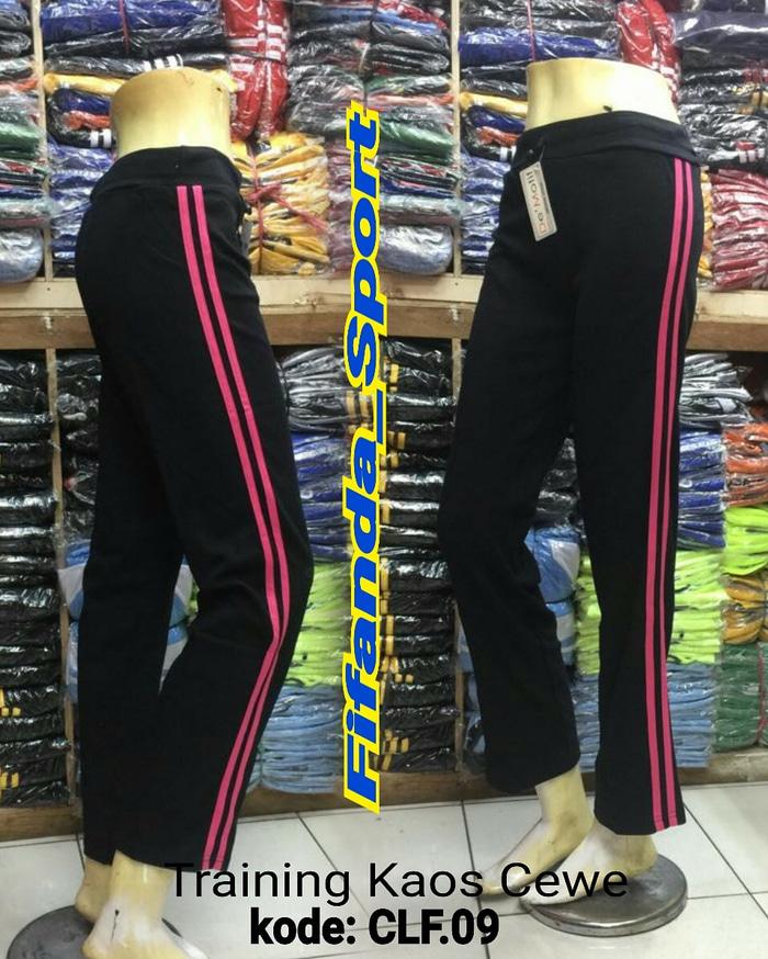jual Celana Training Kaos Wanita (2)