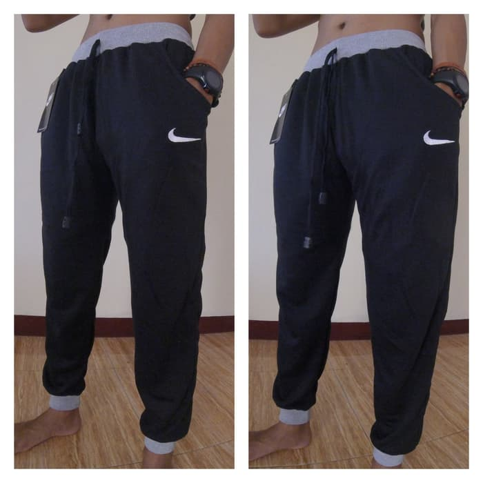 jual Celana Joger Panjang Nike / Joger Nike gym Santai Dll