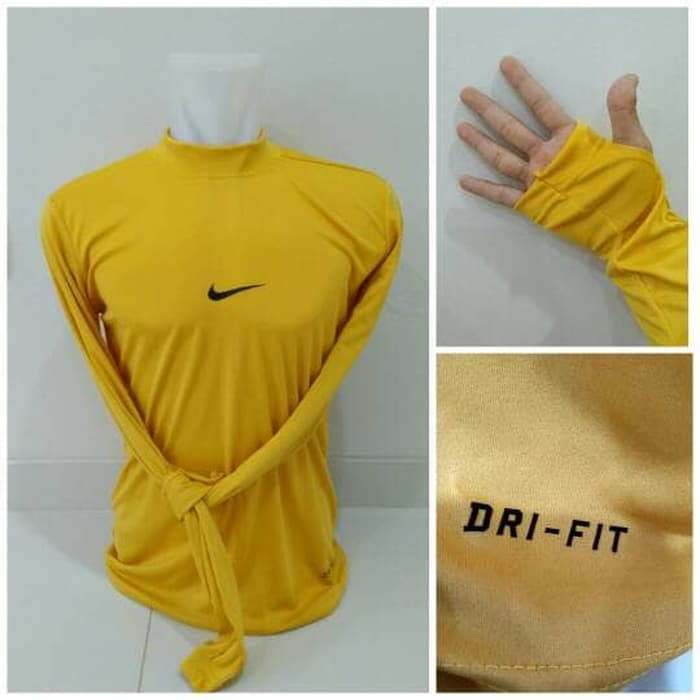 jual Baselayer / Manset Nike Yellow