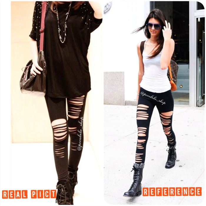 jual Alena Ripped Leggings