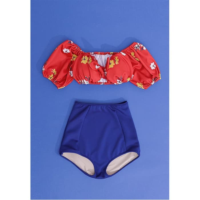 jual Bikini Swimsuit Monokini Baju Renang Celana Dalam Underwear Lingerie A
