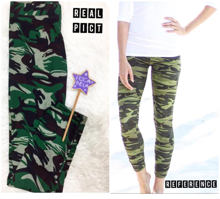 jual Britney Army Leggings (Import)