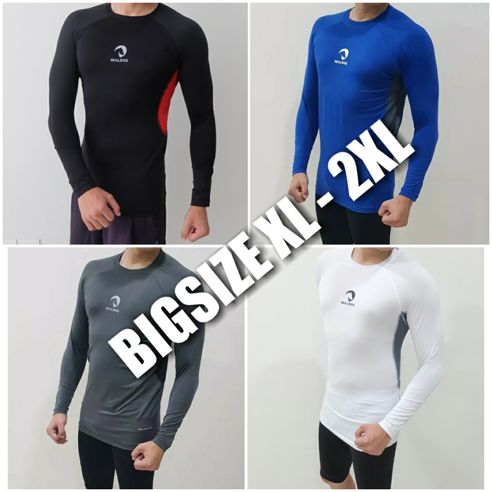 jual PROMO   Baselayer Ukuran Besar Manset Premium Diving Renang Gym