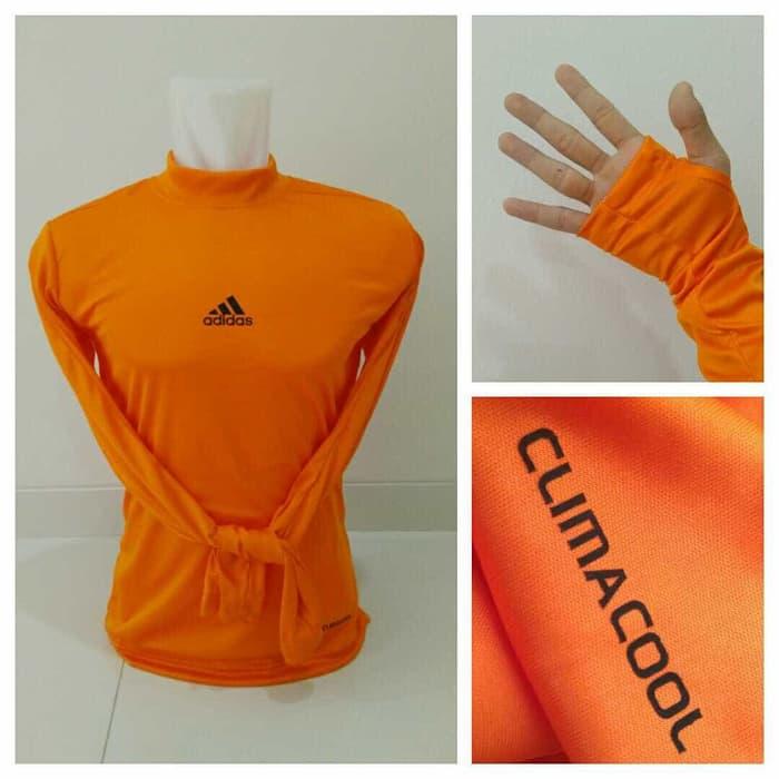 jual Baselayer Manset Adidas Orange