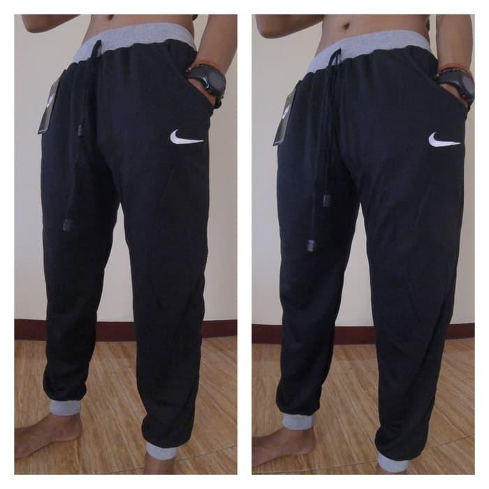 jual Celana Jogger Pants Nike Panjang Merah / Joger Pants Termurah