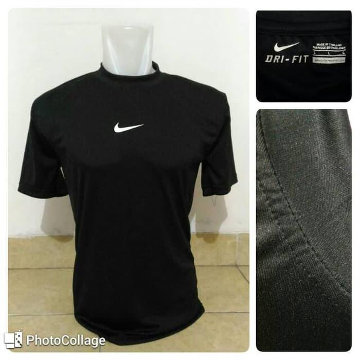jual Baselayer / Manset Lengan Pendek Nike Black