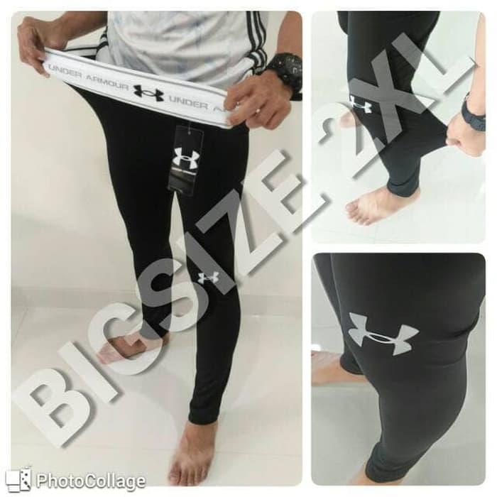 jual Celana Legging Manset UA   2XL