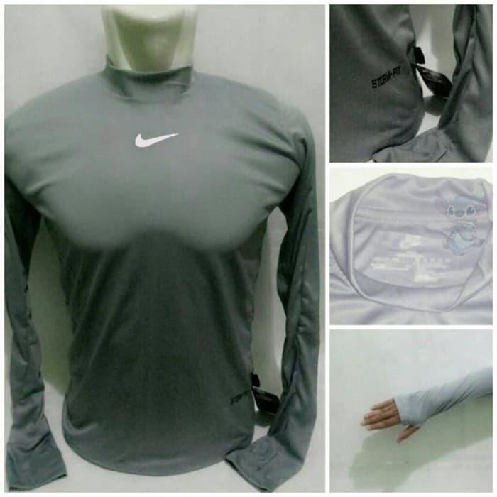 jual Baselayer / Manset Nike Grey