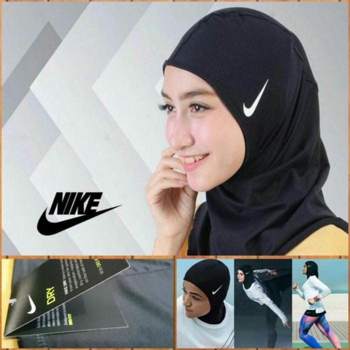 jual Hijab Baselayer Nike Kerudung