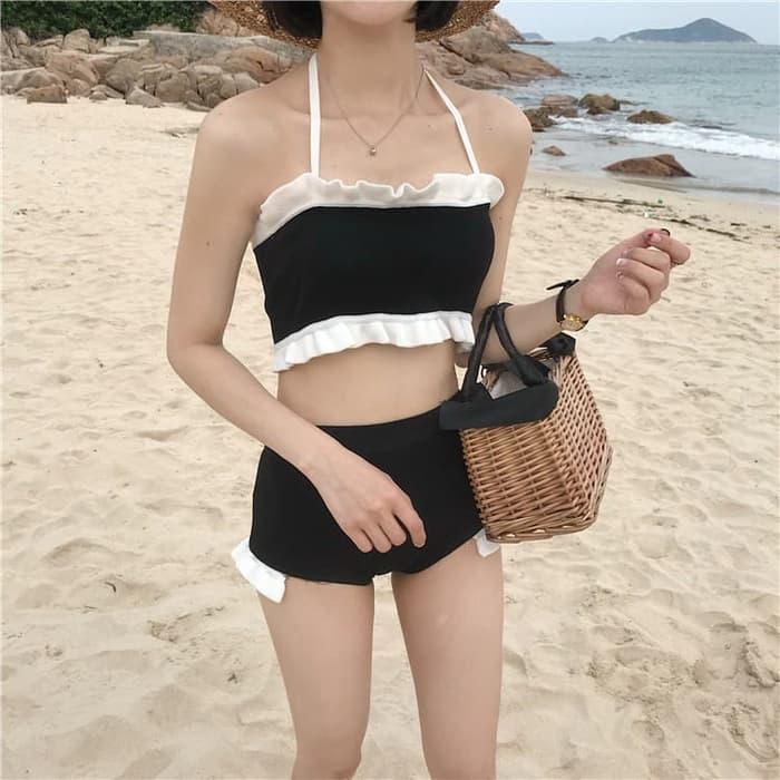 jual Bikini Murah Baju Renang   Celana     Busa Bra Swimsuit BH