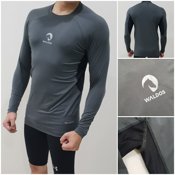 jual Baselayer / Manset   Stadium Dark Grey