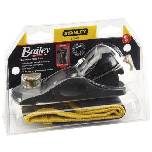 Rabot métallique Stanley 60 1/2 - STANLEY - 1-12-060 pas cher Secondaire 1 L