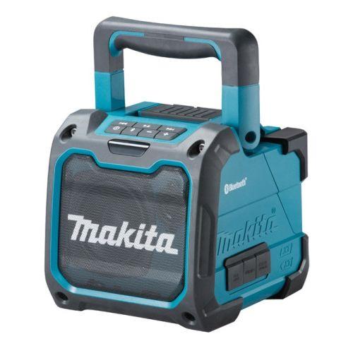 Radio bluetooth 18V double alimentation (machine seule) en boite carton - MAKITA - DMR200 pas cher