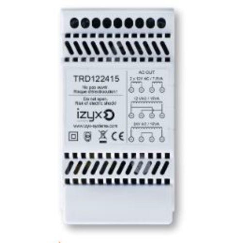 Transformateur rail DIN Izyx TRD122415 photo du produit