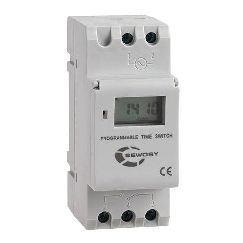 Horloge digitale hebdomadaire PTS71C SEWOSY photo du produit