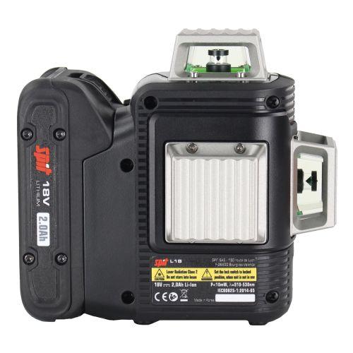 Laser vert 360° sans fil Spit L18 18 V nu + trépied + coffret Keybox photo du produit Secondaire 1 L