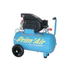 Compresseur Lacme Prim'Air 13/24 1750 W + tuyau + soufflette pas cher Principale M