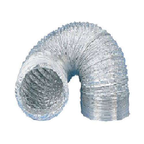 Gaine souple aluminium Unelvent série GSA photo du produit Principale L