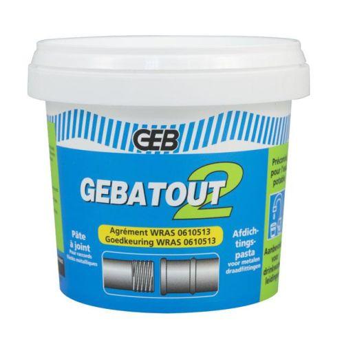 Pâte à joint Gebatout 2 500 g - GEB - 103982 pas cher Principale L