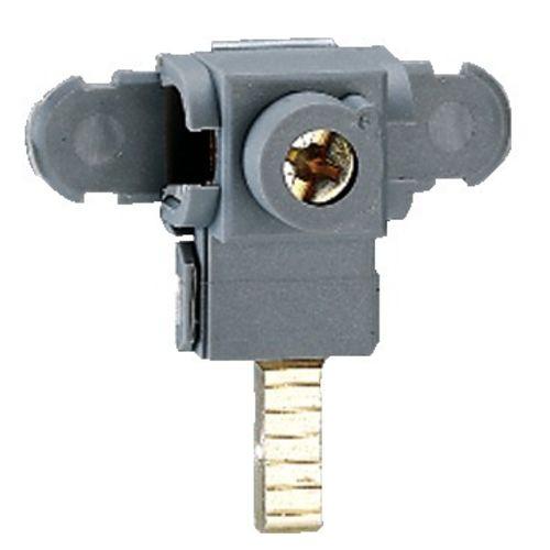 Borne de raccordement pour peigne universel section 4 à 25 mm² - LEGRAND - 404905 pas cher Principale L