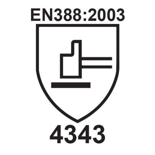 Gant anti-coupure polyéthylène fibre (HPPE) /polyuréthane taille 9 - PIP - 16-M550-9 pas cher Secondaire 1 L