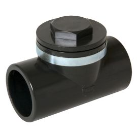 Clapet anti-retour PVC pression photo du produit