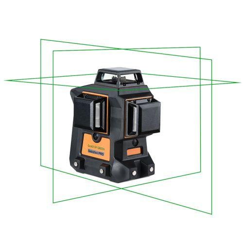 Laser multi plans GEO6X SP GREEN kit vert en coffret standard - GEO FENNEL - 534500 pas cher