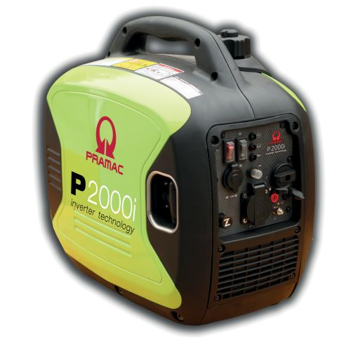 GROUPE ELECTROGENE P2000I 2KW INVERTER 230V YAMAHA photo du produit