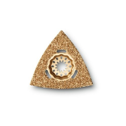Rape Triangulaire CARBURE SL 80mm STARLOCK 6371001210 - FEIN - 63731001210 pas cher