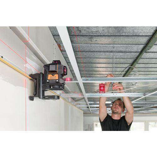 Laser multi plans Geo Fennel GEO6X SP kit rouge en coffret standard photo du produit Secondaire 1 L