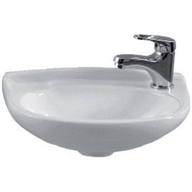 Lave-mains Vitra Arkitekt sans trop plein photo du produit Principale M