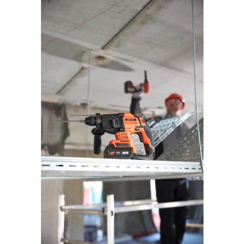 Visseuse à choc sans-fil Spit W18 18 V nue + coffret Keybox photo du produit Secondaire 9 L