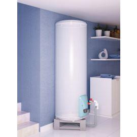 Réhausse pour chauffe eau vertical sur socle 150L à 300L ATLANTIC pas cher