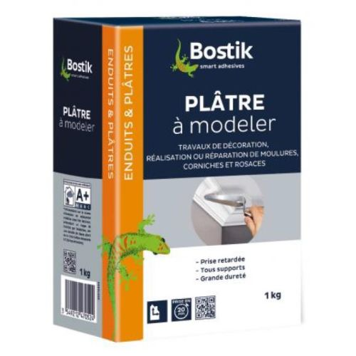 Plâtre à modeler Bostik photo du produit