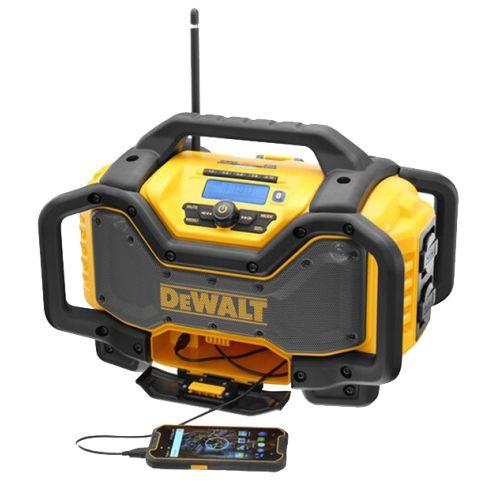 Radio chargeur XR 12/18V/54V (machine seule) en boîte carton - DEWALT - DCR027 pas cher Secondaire 3 L