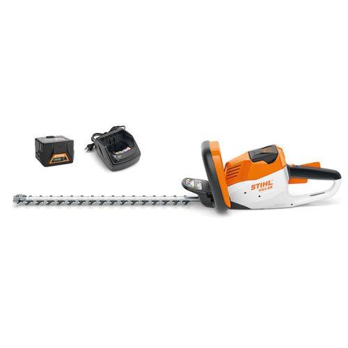 Taille-haie sans-fil Stihl HSA 56 36 V + batterie AK 10 + chargeur AL 101 photo du produit