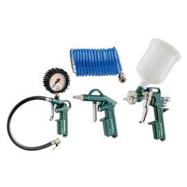 Sets de 4 outils à air comprimé pneumatique Metabo LPZ 4 pas cher Principale M