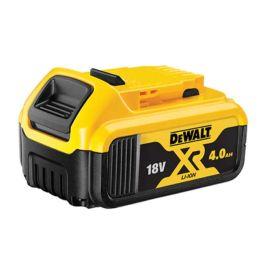 Batterie Lithium-ION XR 18 V - 4 Ah Dewalt DCB182 pas cher