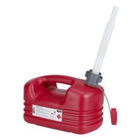 Jerrycan carburant Pressol avec bec flexible photo du produit Principale M
