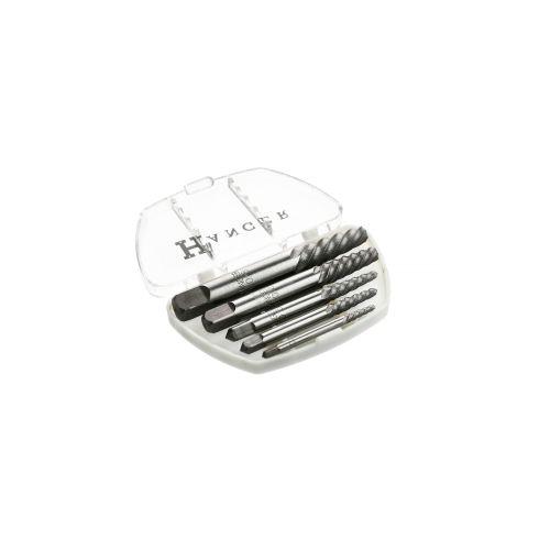 Coffret de 5 extracteurs de vis - HANGER - 155896 pas cher Secondaire 4 L