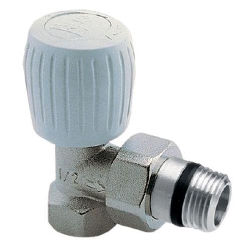 Robinet radiateur manuel Orkli équerre photo du produit Principale L