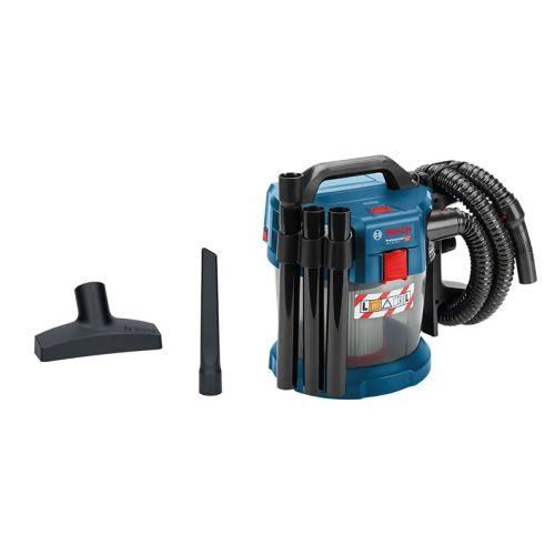 Aspirateur sans fil Bosch GAS 18V-10 L Professional avec tuyau photo du produit