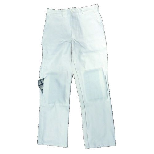 Pantalon de chantier® coton blanc photo du produit