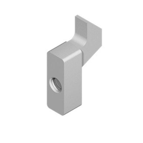 Gâche pour coulissant aluminium photo du produit Secondaire 5 L